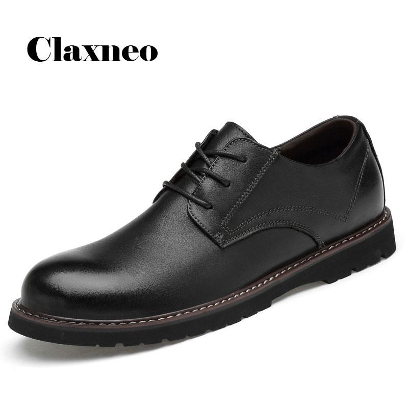 أحذية أوكسفورد للرجال من الجلد الطبيعي ، 2021 ، أحذية رسمية ، مكتب ، زفاف ، بني ، مقاس كبير