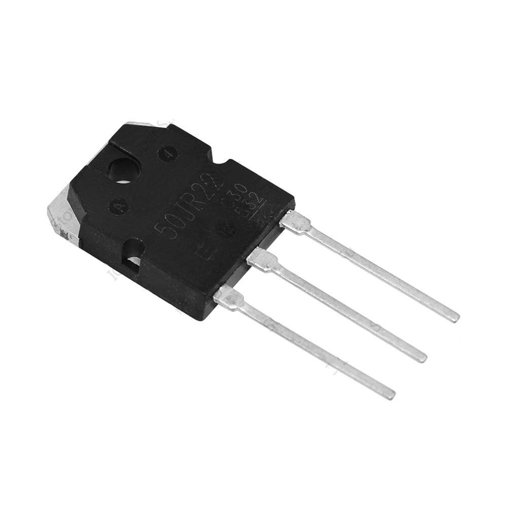 5 шт./лот 100% лучшее качество GT50JR22 50JR22 TO-3P 50A 600В силовой транзистор IGBT