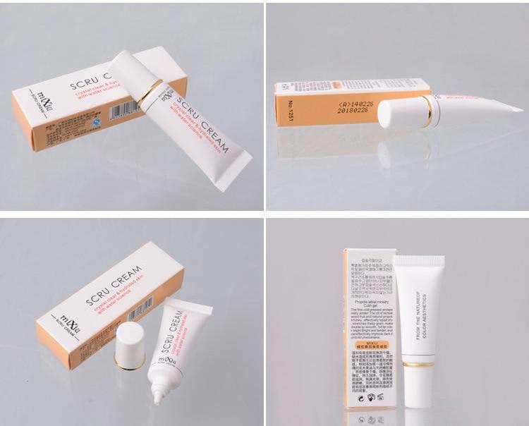 New Propolis Lip Exfoliating Gel Moisturizer Repair Lip Plumper Dead Skin Remove Nursing Scrubs SCI88