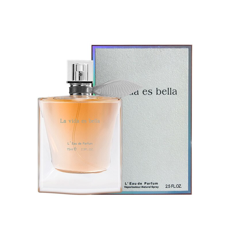 75ml Hot Brand Original Parfum For Women Long lasting Fresh Flower Sexy Lady Pafum Liquid Antiperspirant Fragrance Female Parfum