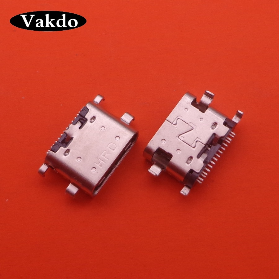 2 uds cargador usb carga Puerto conector de carga para Doogee Mix 2 Mix2 BL9000 para UMI S2 Lite S2Lite enchufe jack