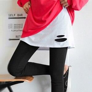Высокая Талия юбки Регулируемый наслоения поддельные Топ Нижняя набор для подметания Для женщин юбка с сеткой длиной до половины разделения версия Повседневное юбки; Прямая поставка