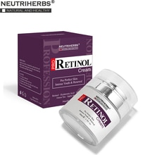 2.5% retinolo Crema Idratante Viso Crema Acido Ialuronico Vitamina E Collagene Anti Invecchiamento Rughe Vitamina Liscia Che Imbianca Crema 50ml