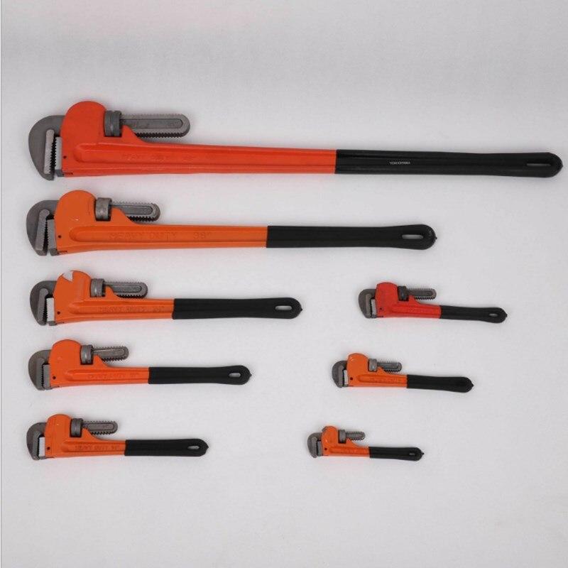 Abrazadera de tubo pesado de grado Industrial de 8 pulgadas 10nch 12 pulgadas 14 pulgadas 18 pulgadas