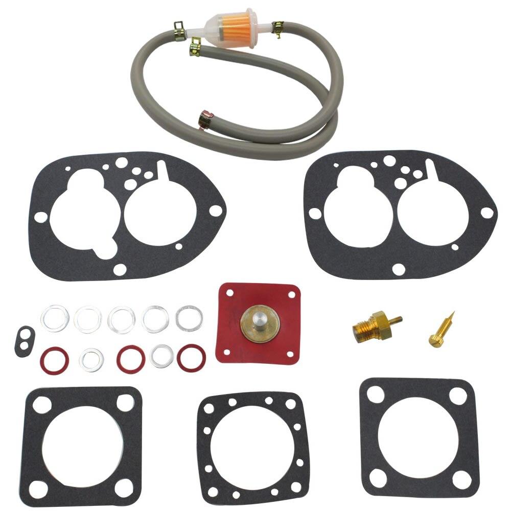 Kit de reparação de carburador para volvo penta 841292 856471 856472 841836-0 sierra 18-7000 carburador marinho