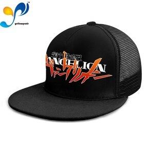Baseball Cap Genesis Evangelion Logo Casquette Men Women Snapback Hat Hip-hop Adjustable Outdoor Climbing Baseball Cap