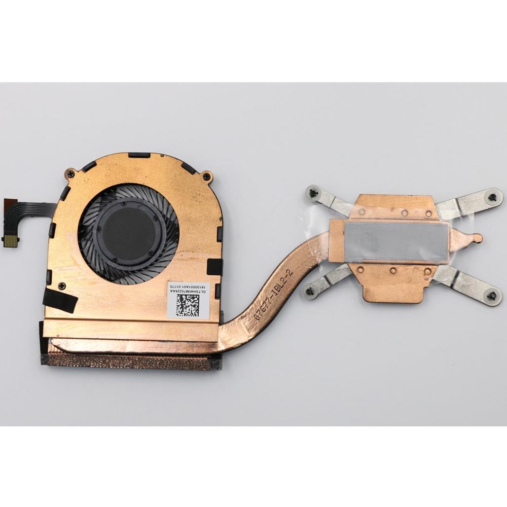 Nuevo/Orig Lenovo Thinkpad X1 Yoga 2nd 3rd CPU ventilador de refrigeración disipador de calor 01AX999 01AX830 01AY918 01AY917