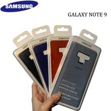 100% Original Samsung Galaxy NOTE 9 SM-N960F N960N for Alcantara Case cover leather luxury premium Case Anti-Fall EF-XN960