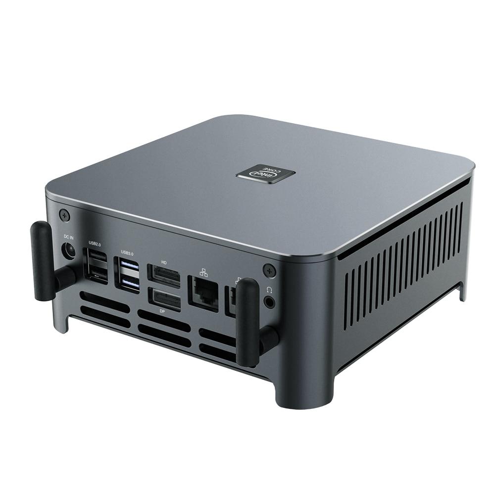 Мини-ПК Intel Core i9 10980HK/10880H i7 10870H 10750H i5 10300H 2xDDR4 2 ТБ SSD Windows 10
