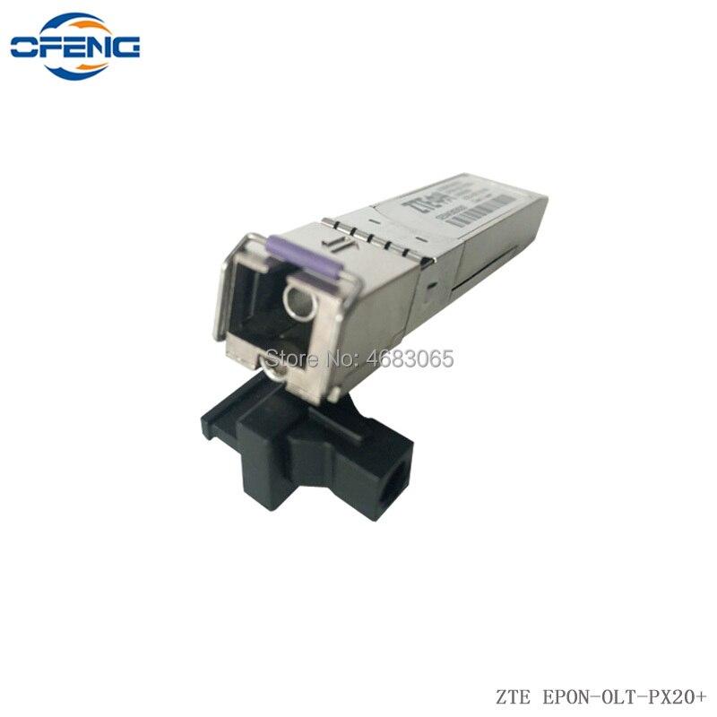 Frete grátis Módulo SFP Tranceiver EPON-OLT-PX20 + Fibra Óptica Módulos usam para ETGO ETGH ETTO Placa Serviço de C300 EPON c320