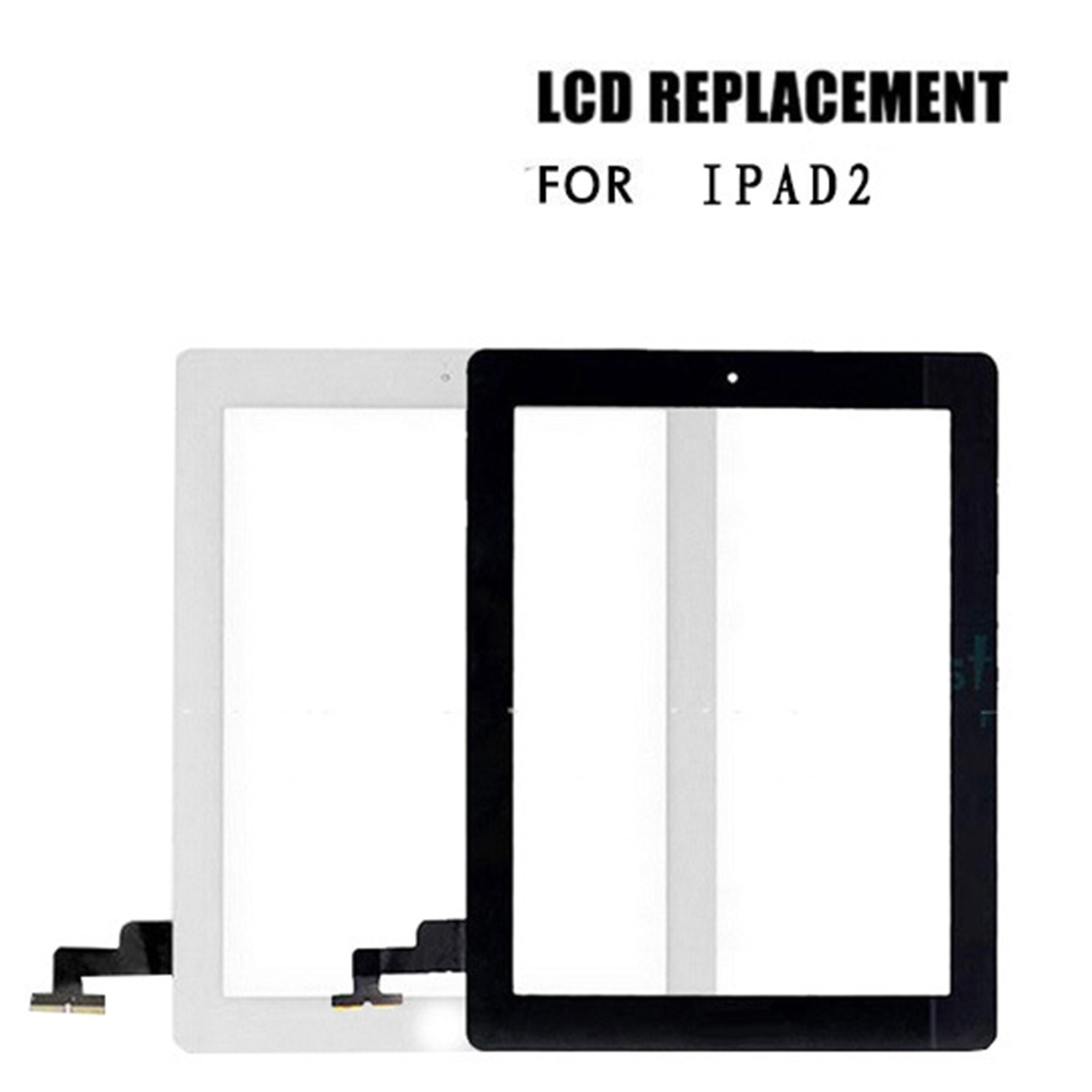 Фото - 9.7 Touch Screen Tablet PC Touch Screen Glass Outer Screen For iPad 2 A1395 A1396 A1397 Touch Panel LCD Outer Display original dr7 m7s hd new 7 inch tablet touch screen touch digital panel induction capacitance screen hd 86 v02 outer screen