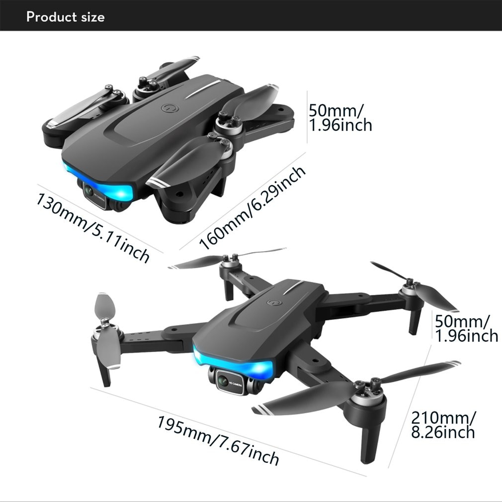 LS38 Drone FPV GPS 5G WiFi 6K High Definition Camera Professional Aerial Photography Brushless Motor RC Quadcopter enlarge