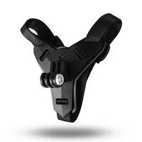 Helmet Chin Mount Holder Ski/Motorcycle Helmet Stand for DJI/GoPro Hero 8 7 6 5 SJCAM Action Camera Accessories