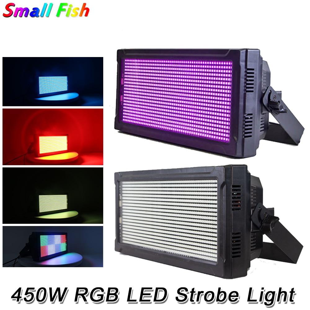 1120X0.4W SMD RGB 3 في 1 SGM Wash ستروب Light ، سطوع عالي ، إضاءة المسرح ، 450W ، ضوء فلاش DJ فائق السطوع