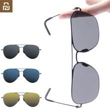 Youpin TS Brand Sunglass Nylon Polarized Stainless Sun Lenses Glasse smart RETRO UV-Proof Outdoor Travel For Man Women H20