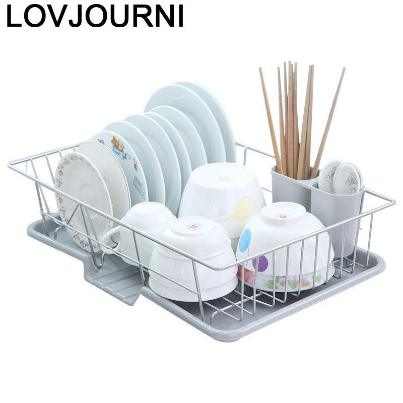 Keuken Drying Supplies Pantry Drainer Sink Organizer Dish Cuisine Mutfak Cozinha Cocina Organizador Kitchen Storage Rack Holder