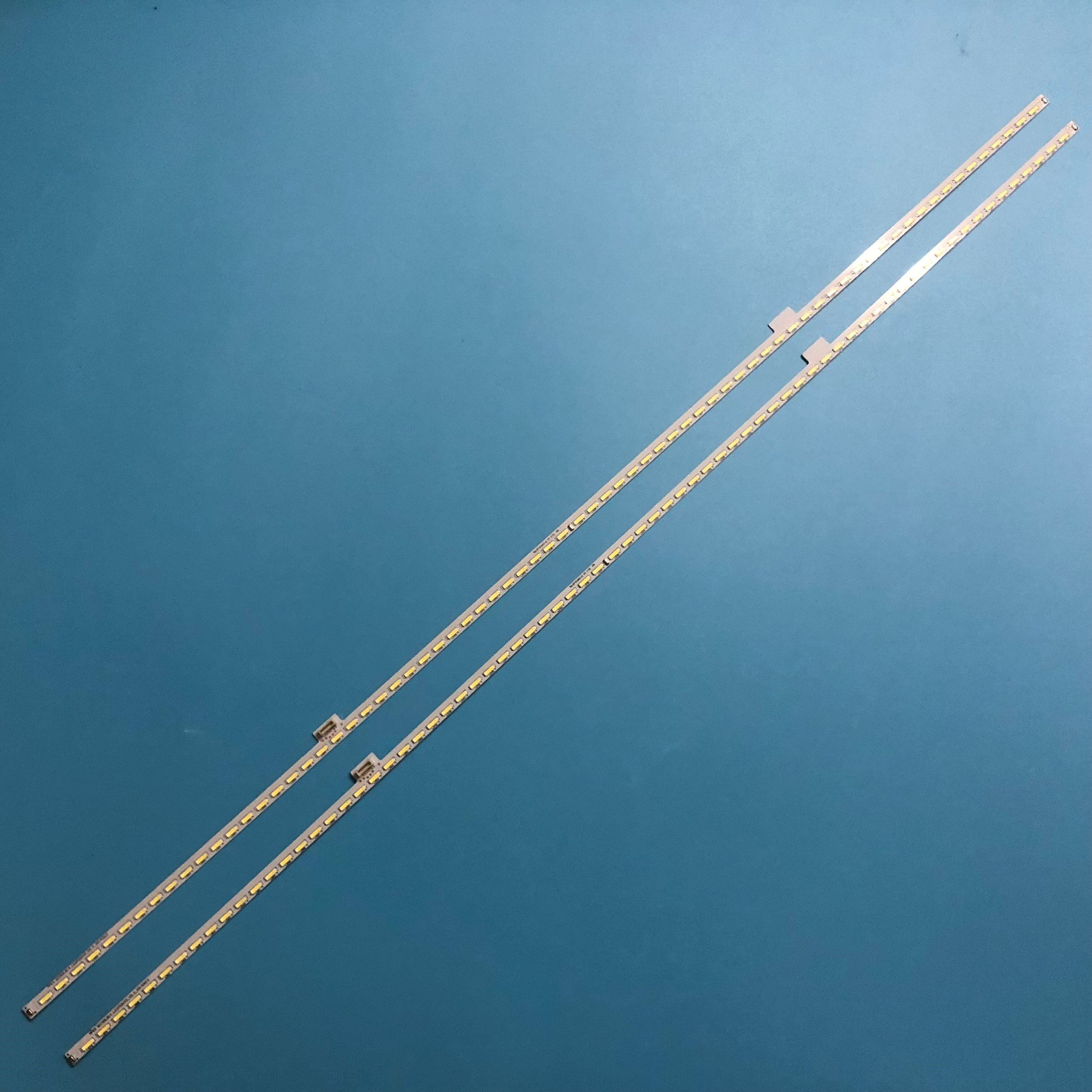 688mm LED Backlight strip 72leds ZM4C-LB5572-ZM4-PF2 40-RA6080-DRA2LG For D55A561U D55A571U L55E5700