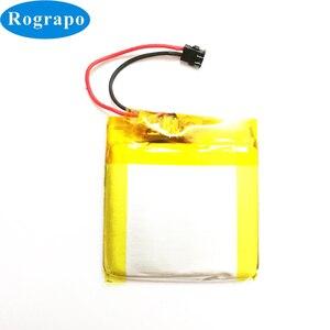 Литий-полимерный аккумулятор для TomTom Runner 3, сменный литий-полимерный аккумулятор 3,7 В для фитнес-часов