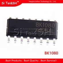 Lot de 10 puces radio FM IC BK1080 BK1080 SOP16, nouvelle puce originale