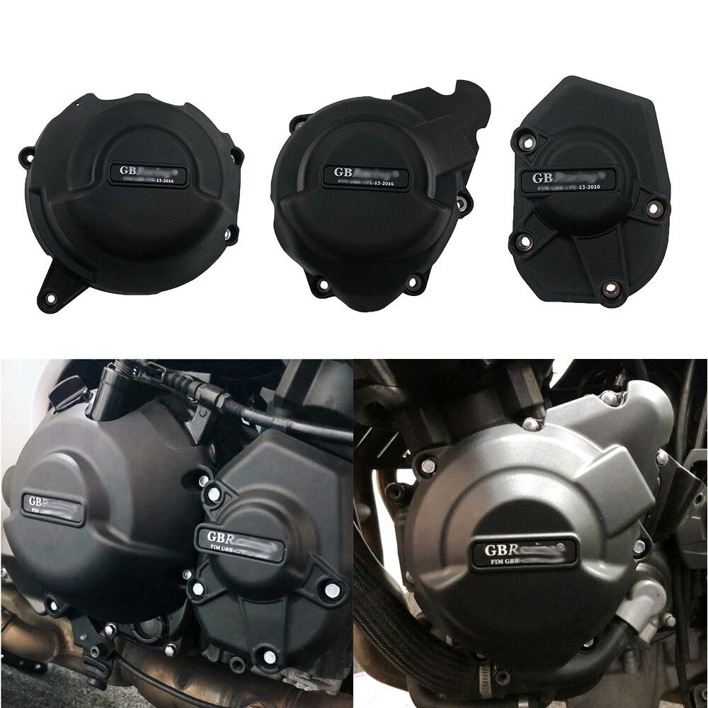 Защита двигателя мотоцикла для GB Racing для Kawasaki Z1000/SX 2011-2019 & Ninja 1000SX 2020 защитные крышки двигателя
