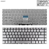 french azerty keyboard for hp 14 ce0033nf 14 ce0034nf 14 ce0035nf 14 ce0019nf 14 ce0020nf 14 ce0021nf laptop silver for backlit
