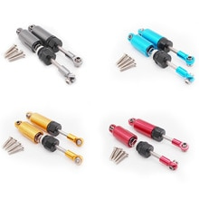 for WLtoys Upgrade Metal Shock Absorbers A959-B A949 A959 A969 A979 1/18 RC Car Parts