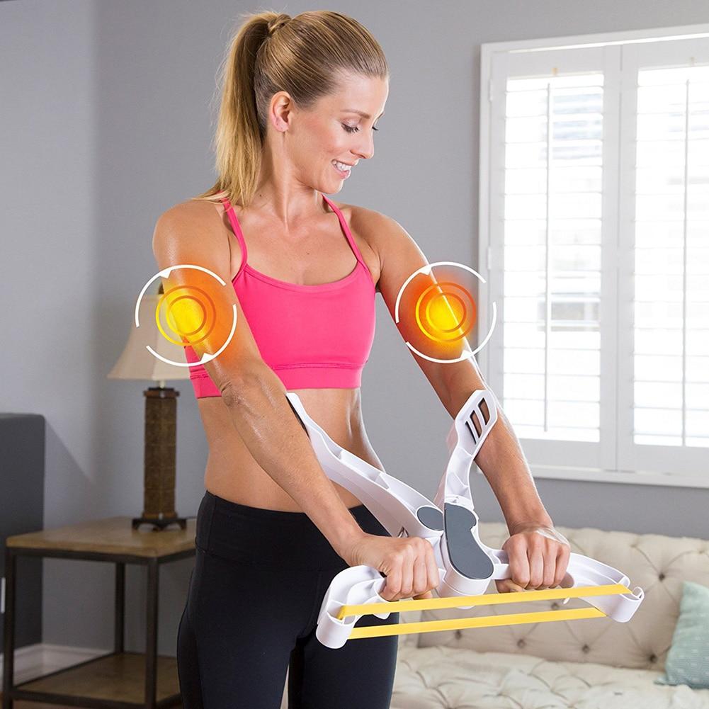 Muscle Bras Musculation Appareil Musculation Entraînement Système Grip Bras Puissance Force Poignet Exerciseur Fitness Équipement