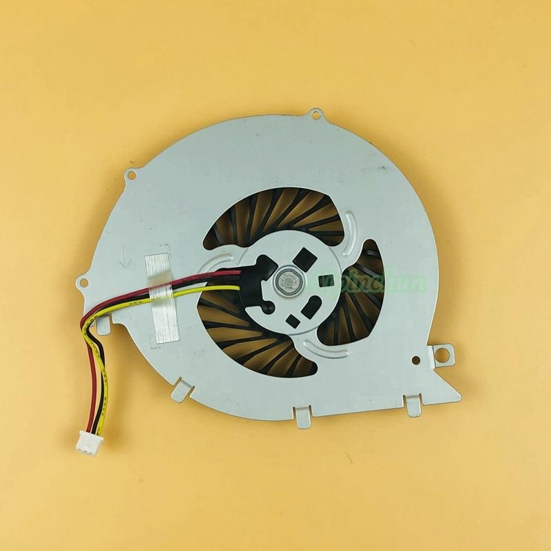 New Original Laptop CPU Cooling Fan For Sony SVF15E SVF152 svf152a29m Fit15E SVF153A 17SCW Notebook Cooler UDQF2ZR76CQU DC5V
