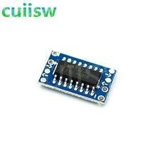 MAX3232 Seriële Poort Mini RS232 Naar Ttl Converter Adapter Module Board