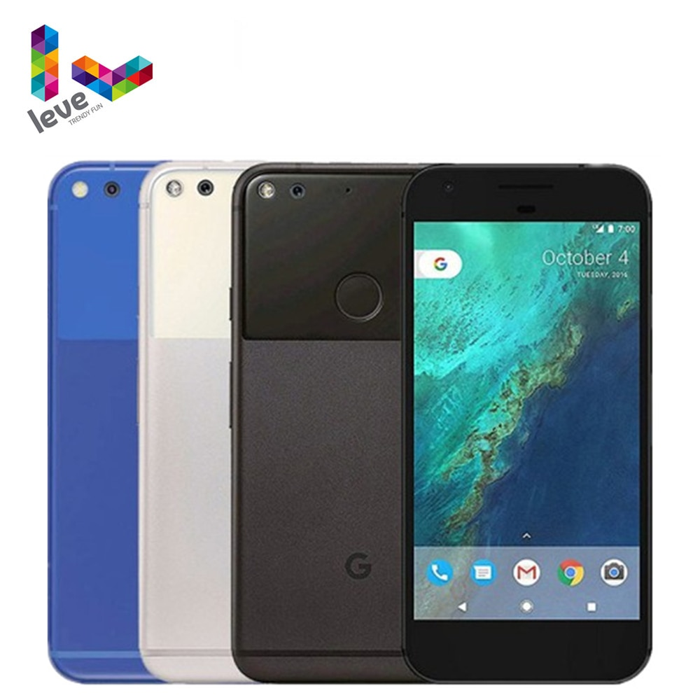 "Original Unlocked Google Pixel X XL Mobile Phone 5.0"" & 5.5"" 4GB RAM 32&128GB ROM 12MP Quad Core 4G LTE Android Smartphone"