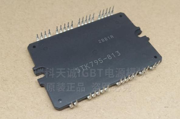 1 PÇS/LOTE STK795-813 STK795-813A-E módulo LCD Em Estoque