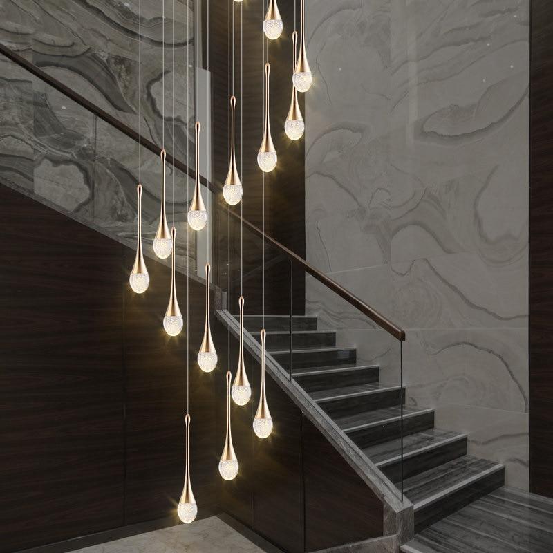 Luminaria japonesa suspendu cuerda LED luces colgantes decoración del hogar E27 lámpara colgante luces restaurante