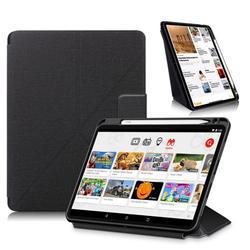 Capa para ipad ar 4 th gen 10.9 smart smart caso inteligente com suporte de lápis capa magnética para ipad ar 2020 caso