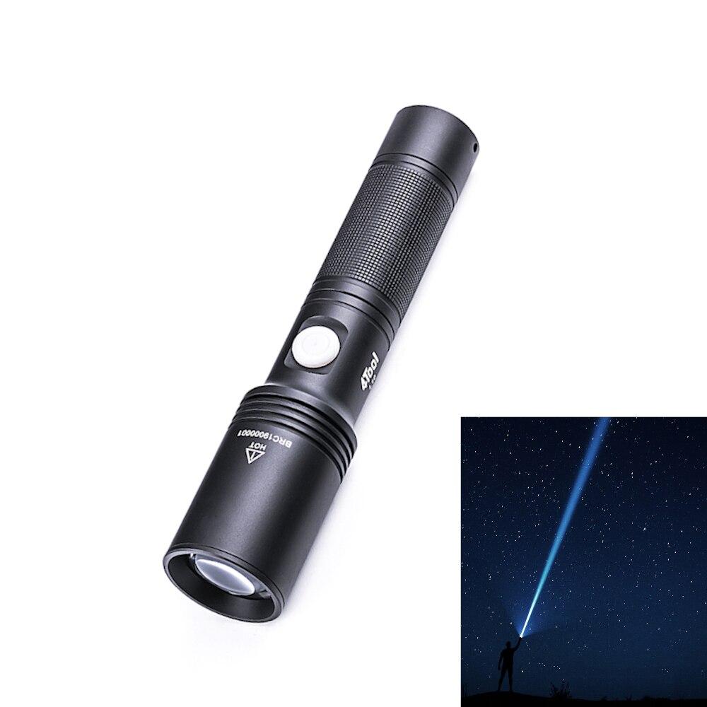 nextool 4 ferramenta l10 lep lanterna 400lm ipx7 iluminacao ao ar livre recarregavel