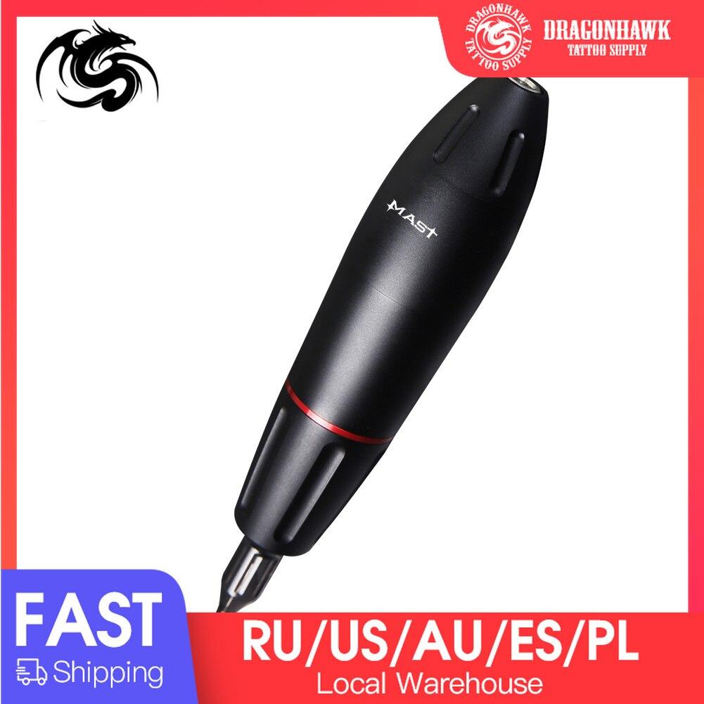Newest Rotary Tattoo Gun Strong Motor Supply High Quality Cartridges Tatttoo Pen Supplies