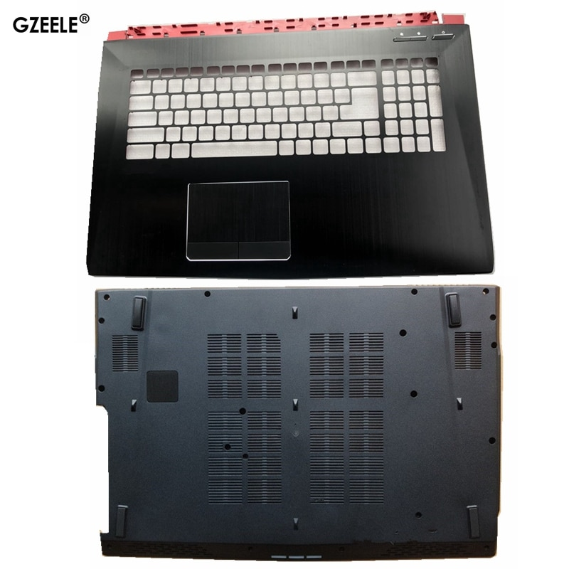 New Laptop Case Cover For MSI GE72 MS-1794 MS-1791 7RF Top Cover /LCD Bezel/Palmrest/Bottom Base Cover Case new original bottom base cover for msi gv62 7rc 7rd 8rd bottom case 3076j4d23 black