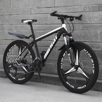 Mountain Bike 21/24/27/30 speed cross country bicycle student bmx Road Racing Speed Bike
