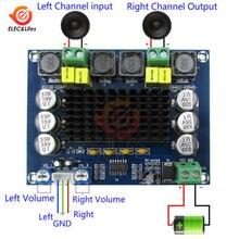 XH-M543 TPA3116D2 Dual Channel Stereo Digital Audio Power Amplifier Board TPA3116 D 2x120W High Power Bluetooth amplifier module