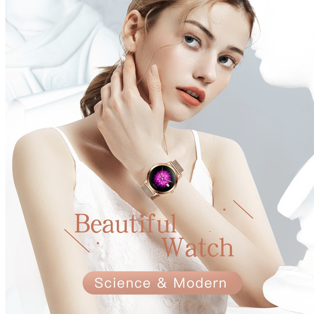 G10 Smart Watch Heart Rate Detection Sports Tracking Touch Watch enlarge