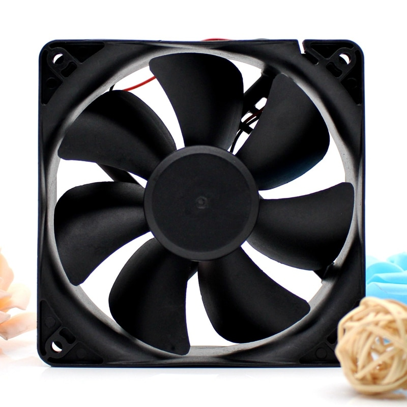 For Sunon EEC0382B1-000C-A99 EEC0382B1-0000-A99 12038 24V chassis cooling fan 9.2W