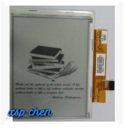 "Оригинальный ED060SC4 ED060SC4 (LF) 6 ""e-ink ЖК-экран Voor Pocketbook 301 603 613 PRS-505 Voor Pocketbook 612"
