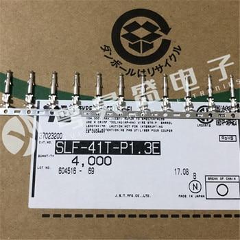 SLF-41T-P1.3E Connectors terminal housing crimp socket header 100% New and original parts