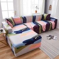anti slip elastic living room modern sofa covers universal nordic sectional sofa cover minimalist meubles furniture bc50sft