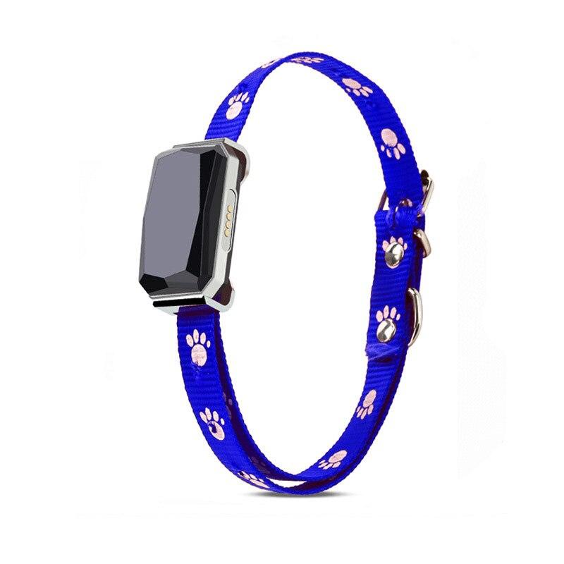Умный ошейник с GPS-трекером для домашних животных, собак, кошек, детей, телефон с защитой от потери, водонепроницаемый GPS-локатор, сигнализаци...
