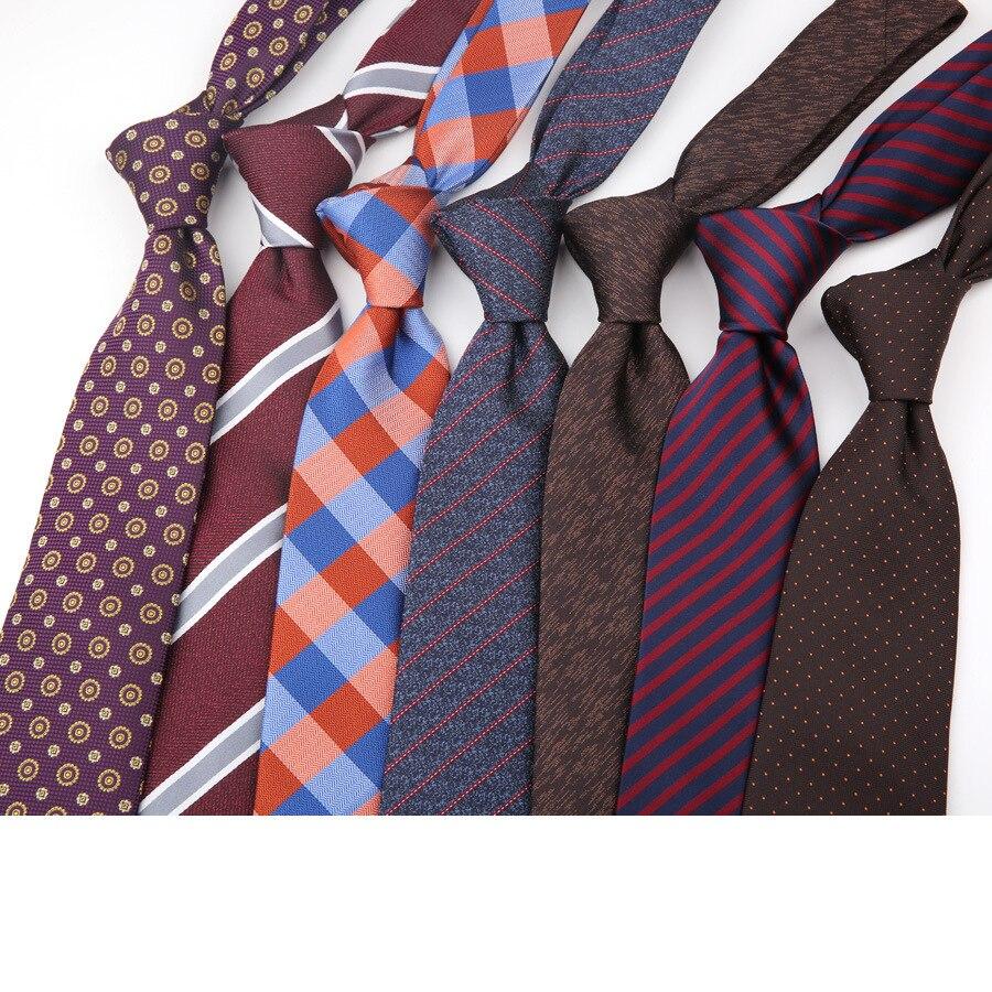 Мужские галстуки в полоску Linbaiway, повседневный галстук шириной 8 см, галстук Gravata, узкие Свадебные деловые галстуки, дизайнерские галстуки из...