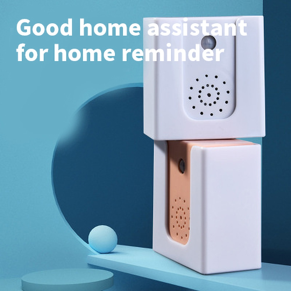 Wireless Voice Reminder Going Out Doorbell To Prevent Forget Bring Key Mobile Phone To Close Doors And Windows Home Security