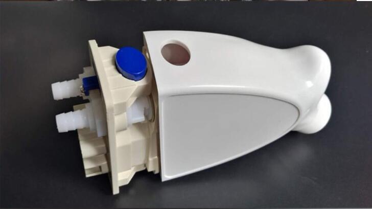 ipl shr laser beauty machine connector handle handpiece connector