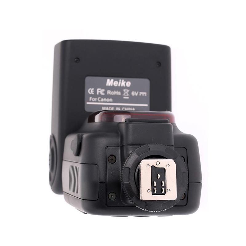 Meike MK-950 Mark II MK950II TTL Slave Wireless Flashgun Speedlite for canon 650D 700D 750D 1100D AS YONGNUO YN-565EX enlarge