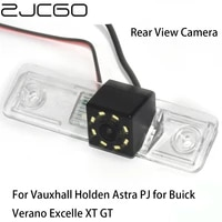 zjcgo ccd hd car rear view reverse back up parking waterproof camera for vauxhall holden astra pj for buick verano excelle xt gt
