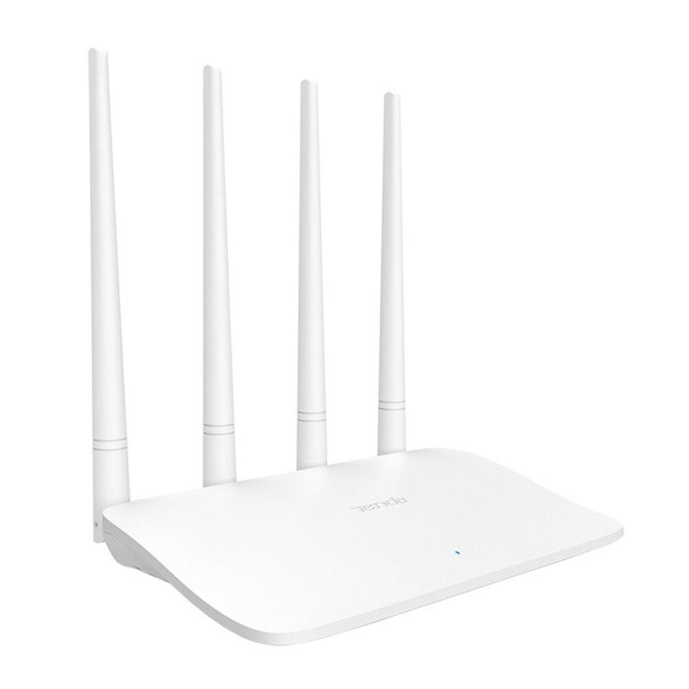 Extensor de Sinal Amplificador de Alcance sem Fio Tenda Wifi Roteador 4x 5dbi Antenas 2.4ghz f6 300mbps
